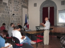 Bolsena 2008 Volcanological School-3